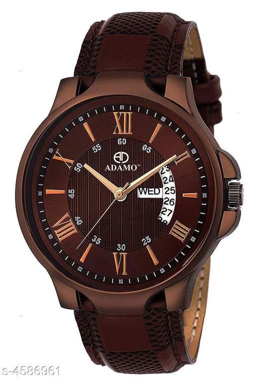Dailywear Trendy Couple Watches Combo (Pack of 2)